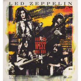 LED ZEPPELIN - How the west...