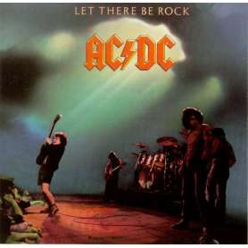AC/DC - Let there be rock - Cd