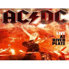 AC/DC BLURAY - Live at...