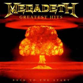 MEGADETH - Greatest hits...