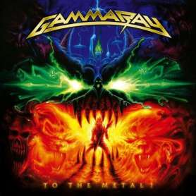 GAMMA RAY - To the metal CD...