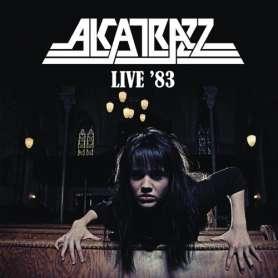 ALCATRAZZ - Live 83 - Cd