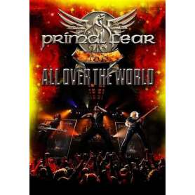 PRIMAL FEAR - All over the...