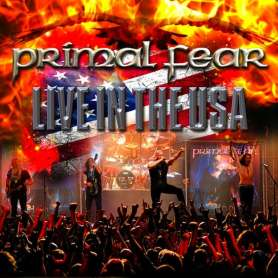 PRIMAL FEAR Live in USA