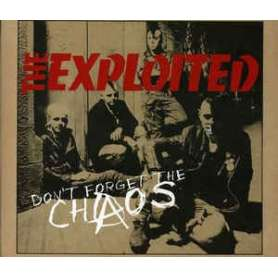 THE EXPLOITED - Dont forget...