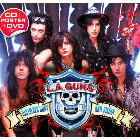 L.A. GUNS - Ultimate guns...