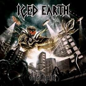 Iced Earth - Dystopia - Cd