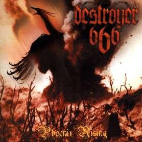 DESTROYER 666 - Phoenix...
