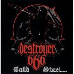 DESTROYER 666 - Cold Steel...