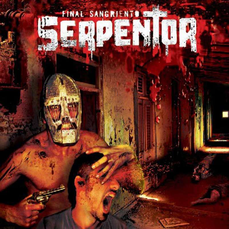 SERPENTOR - Final Sangriento