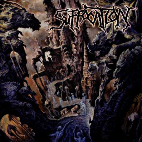 SUFFOCATION - Souls to Deny - Cd