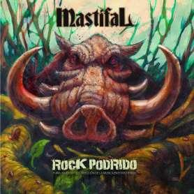 MASTIFAL - Rock Podrido - Cd