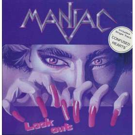 MANIAC  - Look out + 3 Bonus