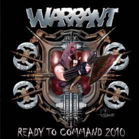 WARRANT - Ready to command...