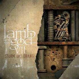 LAMB OF GOD - VII: Sturm...