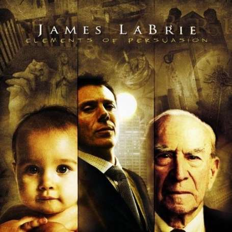 JAMES LABRIE - Element of persuasion