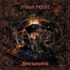 JUDAS PRIEST - E/nostradamus