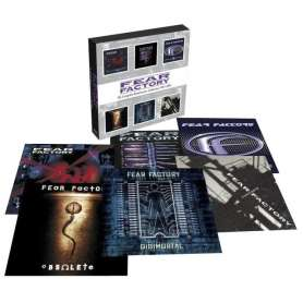 FEAR FACTORY - The Complete...