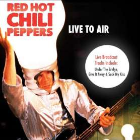 RED HOT CHILI PEPERS - LIVE...