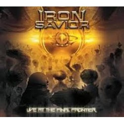 "IRON SAVIOR  ""LIVE AT THE FINAL FRONTIERS"""