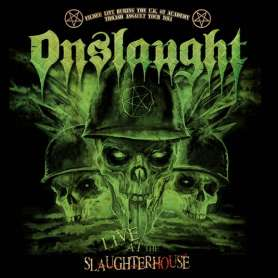 ONSLAUGHT - LIVE AT THE...