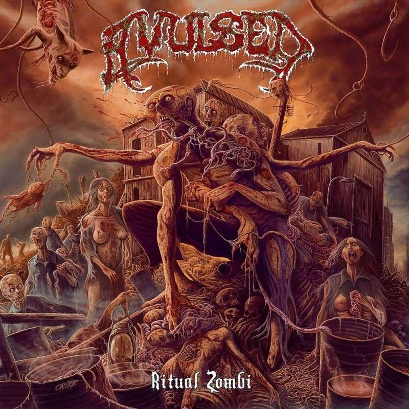 AVULSED - Ritual Zombi - Cd