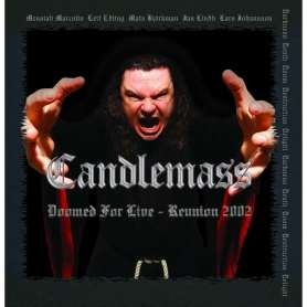 CANDLEMASS - Doomed for...