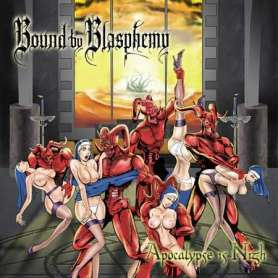 BOUND BY BLASPHEMY -...
