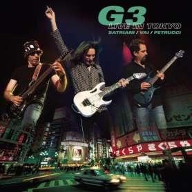 G3 - Live in tokyo dvd