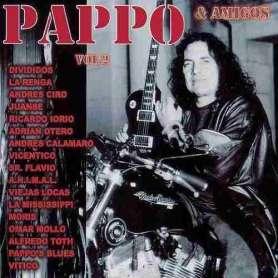 PAPPO - Pappo & Amigos vol 2
