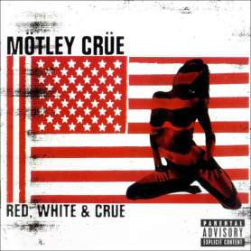 MOTLEY CRUE - Red