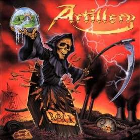 ARTILLERY - B.A.C.K.