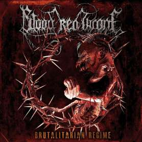 BLOOD RED THRONE - LP - BRUTALITARIAN REGIME