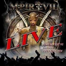 M:PIR EVIL - live