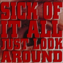 SICK OF IT ALL - just look...