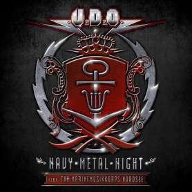 UDO - navy metal night - 2CD