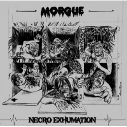 MORGUE - necro exhumation
