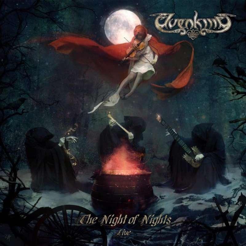 ELVENKING - The night of  night live