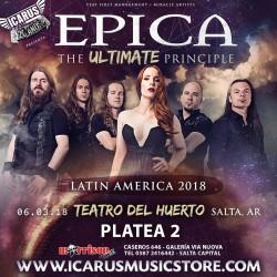 EPICA en SALTA - ARGENTINA 2018 - PLATEA 2