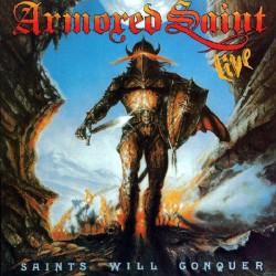 ARMORED SAINT - Saints wil...