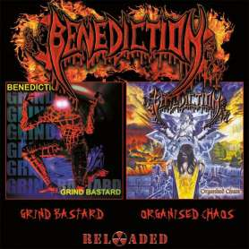 BENEDICTION - Grind bastar...