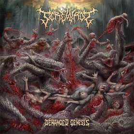 SCREWROT - Deranged genesis