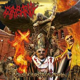 BARBARITY - Crush of...