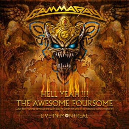 GAMMA RAY Hell yeah!!! Live in Montreal