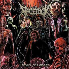 FACEFUCK - Throes of lament