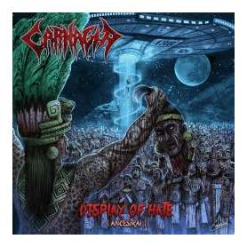CARNAGIA - Display of hate...