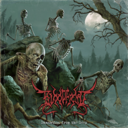 BLOODFIEND - Damnation from...