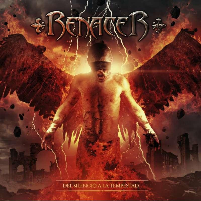 RENACER - Del silencio a la tempestad - Cd