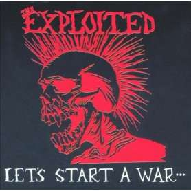 THE EXPLOITED - Lets start...