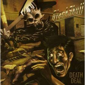 BLACK SKULL - Death deal